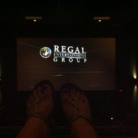 Photo taken at Regal Cinemas Oviedo Mall 22 by Becca F. on 5/22/2012