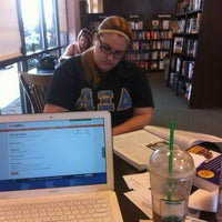 Photo taken at Barnes & Noble by Andrew on 8/23/2012