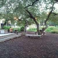 Photo taken at Paseo Prairie Garden by Alfonso L. on 8/24/2011
