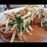 Photo taken at Aura Thai by Aura T. on 6/14/2012