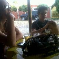 Photo taken at Bar do Clóvis (Bar Passatempo) by Izabela S. on 8/5/2012