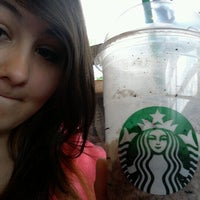 Photo taken at Starbucks by Jaylie C. on 6/20/2012