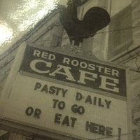 Photo taken at Red Rooster Cafe by Lorice A. on 10/20/2011