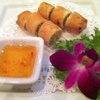 Photo taken at Thai House by Gerardo M. on 8/4/2011