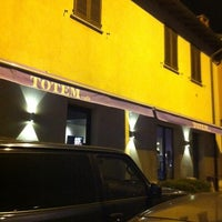 Photo taken at Totem Cafè by Stefano D. on 12/23/2011
