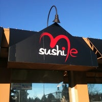 Photo taken at Sushi Me by Jen T. on 12/31/2010