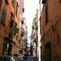 Photo taken at Antica Pizzeria Prigiobbo by Antonio P. on 6/15/2012