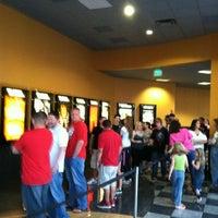 Photo taken at Cineport 10 - Allen Theatres by Dakota S. on 4/1/2012