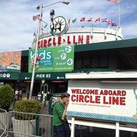 Photo taken at Circle Line Sightseeing Cruises by Susumu O. on 7/9/2012