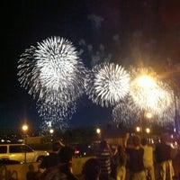 Das Foto wurde bei Macy's 4th of July Fireworks von Tatiana P. am 7/5/2011 aufgenommen