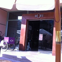 Photo taken at More Cafe Al Garhoud by Ralf P. on 1/14/2011