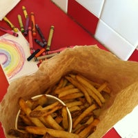 Photo taken at Five Guys by Shawn G. on 9/8/2012