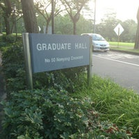 Photo taken at Graduate Hall 1 by Albert W. on 7/20/2012