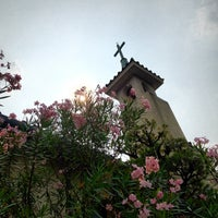 Photo taken at カトリック高野教会 by りー on 7/29/2012