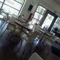 Photo taken at StarClick Café by Alejandra V. on 11/4/2011