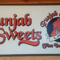 Photo taken at Punjab Sweets by Tony T. on 9/11/2012
