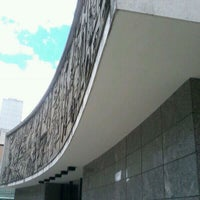 Photo taken at Teatro Guaíra by Ezio A. on 1/24/2012