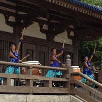 Photo taken at Matsuriza Taiko Drummers by Nick G. on 8/22/2012