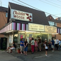 Photo taken at The Chocolate Moose by Kevin O M. on 7/7/2011