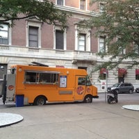 Photo taken at Grilled Cheese Nation Food Truck by CS on 6/21/2012