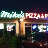 Photo taken at Mike's Pizza & Pub by Jeffrey K. on 8/20/2011