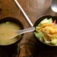 Photo taken at Odaku Sushi by Erin B. on 1/16/2012