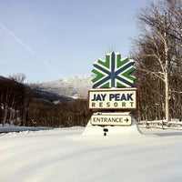 Photo taken at Jay Peak Resort by raman on 1/16/2011