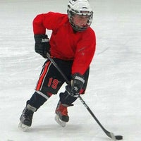 Photo taken at Virtua Center Flyers Skate Zone by Matthew L. on 12/28/2011