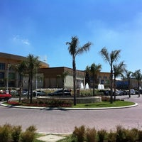 Photo taken at Tortugas Open Mall by Carlo C. on 12/21/2010
