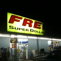 Photo taken at fred's Super Dollar by Jeff T. on 10/5/2011