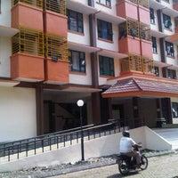 Photo taken at Rusunawa Jurug by Deny B. on 10/26/2011