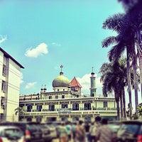 Photo taken at Masjid Nur Abu Wizaar by Baga W. on 4/27/2012