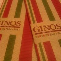 Foto tomada en Ginos por Bea G. el 9/2/2011