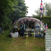 Photo taken at Thetford Forest Camping and Caravanning Club Site by Ken W. on 6/5/2012