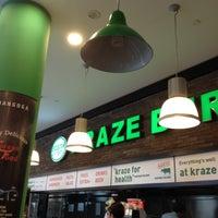 Photo taken at Kraze Burgers by Motosachi I. on 5/26/2012
