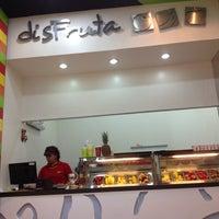 Photo taken at disFruta by Leonardo on 8/29/2012