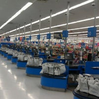 Photo taken at Walmart Supercenter by Rick R. on 9/7/2012