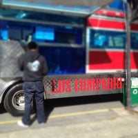 Photo taken at Los Compadres Taco Truck by Don-P on 11/7/2011
