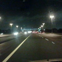 Photo taken at Beachline West Barrier Toll Plaza by Robert A. on 12/11/2011
