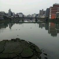 Photo taken at 博多 清流公園 by Hiroki s. on 1/28/2012