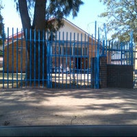 Photo taken at Strubenvale primary by Leendert P. on 9/17/2011