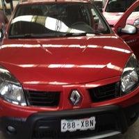 Photo taken at Renault Tlalpan by Ricardo D. on 3/30/2012