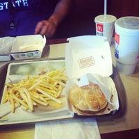 Photo taken at McDonald's by Julian S. on 11/9/2011