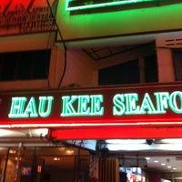 Photo taken at Restoran Hau Kee Seafood (口记海鲜楼) by Chin C. on 9/19/2011