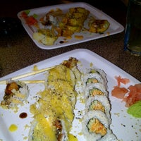 Photo taken at Sushi Time by Trevor T. on 9/7/2011