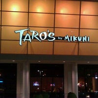 Photo taken at Taro's By Mikuni by Tiffany D. on 9/8/2011