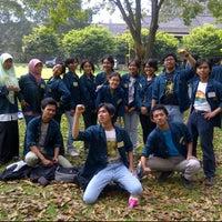Photo taken at Parkir Timur ITB by Sadrika P. on 6/21/2011