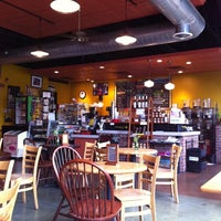 Photo taken at Heine Brothers Coffee by Angela T. on 7/16/2011