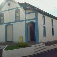 Photo taken at Museu Sacro e Igreja de São Sebastião by Erwin O. on 11/24/2011