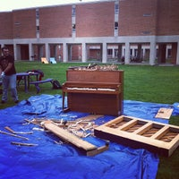 Photo taken at Capital University by Nate L. on 10/18/2011